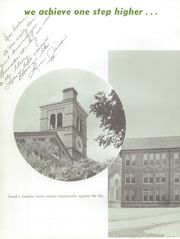 Page 10, 1954 Edition, Denver South High School - Johnny Reb Yearbook (Denver, CO) online yearbook collection