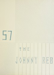 Page 1, 1957 Edition, Denver South High School - Johnny Reb Yearbook (Denver, CO) online yearbook collection