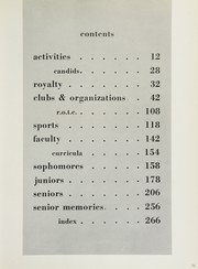 Page 15, 1958 Edition, Denver South High School - Johnny Reb Yearbook (Denver, CO) online yearbook collection