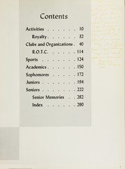 Page 11, 1959 Edition, Denver South High School - Johnny Reb Yearbook (Denver, CO) online yearbook collection