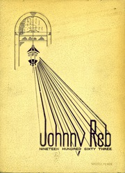 1963 Edition, Denver South High School - Johnny Reb Yearbook (Denver, CO)