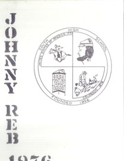 1976 Edition, Denver South High School - Johnny Reb Yearbook (Denver, CO)