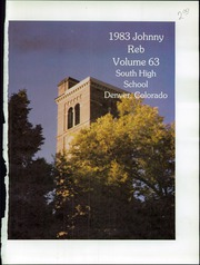 Page 5, 1983 Edition, Denver South High School - Johnny Reb Yearbook (Denver, CO) online yearbook collection