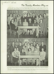 Page 10, 1945 Edition, University High School - Jordannus Yearbook (Bloomington, IN) online yearbook collection