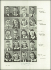Page 16, 1945 Edition, University High School - Jordannus Yearbook (Bloomington, IN) online yearbook collection