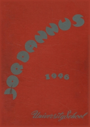 Page 1, 1946 Edition, University High School - Jordannus Yearbook (Bloomington, IN) online yearbook collection