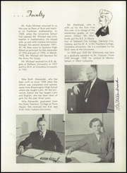 Page 11, 1946 Edition, University High School - Jordannus Yearbook (Bloomington, IN) online yearbook collection