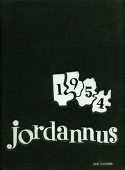 Page 1, 1954 Edition, University High School - Jordannus Yearbook (Bloomington, IN) online yearbook collection