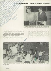 Page 14, 1954 Edition, University High School - Jordannus Yearbook (Bloomington, IN) online yearbook collection
