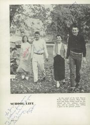 Page 6, 1954 Edition, University High School - Jordannus Yearbook (Bloomington, IN) online yearbook collection