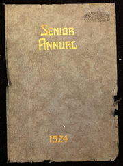 South St Paul High School - Kaposia Yearbook (South St Paul, MN) online yearbook collection, 1924 Edition, Page 1