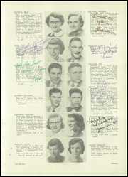 Page 17, 1952 Edition, South St Paul High School - Kaposia Yearbook (South St Paul, MN) online yearbook collection