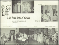 Page 10, 1957 Edition, South St Paul High School - Kaposia Yearbook (South St Paul, MN) online yearbook collection