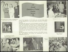 Page 14, 1957 Edition, South St Paul High School - Kaposia Yearbook (South St Paul, MN) online yearbook collection
