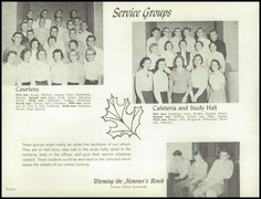 Page 16, 1957 Edition, South St Paul High School - Kaposia Yearbook (South St Paul, MN) online yearbook collection