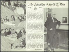 Page 6, 1957 Edition, South St Paul High School - Kaposia Yearbook (South St Paul, MN) online yearbook collection