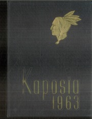Page 1, 1963 Edition, South St Paul High School - Kaposia Yearbook (South St Paul, MN) online yearbook collection
