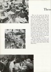 Page 10, 1963 Edition, South St Paul High School - Kaposia Yearbook (South St Paul, MN) online yearbook collection