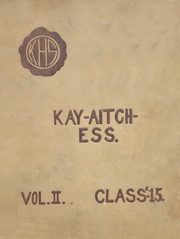 Page 1, 1915 Edition, Kendallville High School - Kay Aitch Ess Yearbook (Kendallville, IN) online yearbook collection