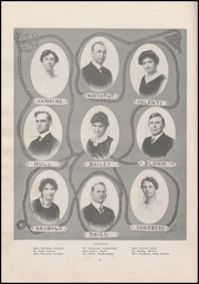 Page 10, 1915 Edition, Kendallville High School - Kay Aitch Ess Yearbook (Kendallville, IN) online yearbook collection
