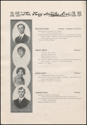 Page 14, 1915 Edition, Kendallville High School - Kay Aitch Ess Yearbook (Kendallville, IN) online yearbook collection