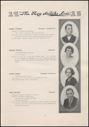 Page 15, 1915 Edition, Kendallville High School - Kay Aitch Ess Yearbook (Kendallville, IN) online yearbook collection