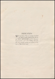 Page 5, 1915 Edition, Kendallville High School - Kay Aitch Ess Yearbook (Kendallville, IN) online yearbook collection