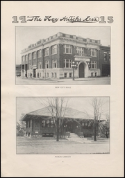 Page 8, 1915 Edition, Kendallville High School - Kay Aitch Ess Yearbook (Kendallville, IN) online yearbook collection