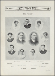 Page 10, 1918 Edition, Kendallville High School - Kay Aitch Ess Yearbook (Kendallville, IN) online yearbook collection