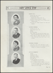 Page 12, 1918 Edition, Kendallville High School - Kay Aitch Ess Yearbook (Kendallville, IN) online yearbook collection