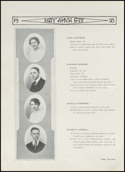 Page 16, 1918 Edition, Kendallville High School - Kay Aitch Ess Yearbook (Kendallville, IN) online yearbook collection