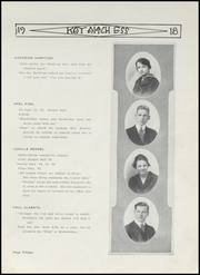 Page 17, 1918 Edition, Kendallville High School - Kay Aitch Ess Yearbook (Kendallville, IN) online yearbook collection