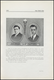 Page 17, 1922 Edition, Kendallville High School - Kay Aitch Ess Yearbook (Kendallville, IN) online yearbook collection