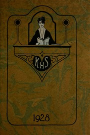 Page 7, 1928 Edition, Kendallville High School - Kay Aitch Ess Yearbook (Kendallville, IN) online yearbook collection