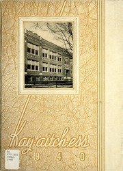 Page 1, 1940 Edition, Kendallville High School - Kay Aitch Ess Yearbook (Kendallville, IN) online yearbook collection