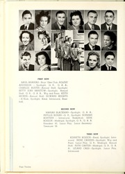 Page 16, 1940 Edition, Kendallville High School - Kay Aitch Ess Yearbook (Kendallville, IN) online yearbook collection