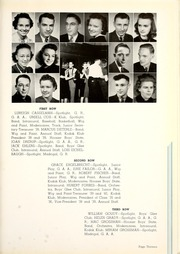Page 17, 1940 Edition, Kendallville High School - Kay Aitch Ess Yearbook (Kendallville, IN) online yearbook collection