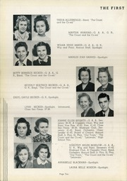 Page 14, 1942 Edition, Kendallville High School - Kay Aitch Ess Yearbook (Kendallville, IN) online yearbook collection