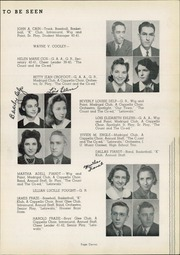 Page 15, 1942 Edition, Kendallville High School - Kay Aitch Ess Yearbook (Kendallville, IN) online yearbook collection