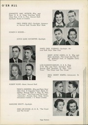 Page 17, 1942 Edition, Kendallville High School - Kay Aitch Ess Yearbook (Kendallville, IN) online yearbook collection