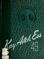 1949 Edition, Kendallville High School - Kay Aitch Ess Yearbook (Kendallville, IN)