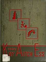 1952 Edition, Kendallville High School - Kay Aitch Ess Yearbook (Kendallville, IN)