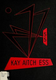 1955 Edition, Kendallville High School - Kay Aitch Ess Yearbook (Kendallville, IN)