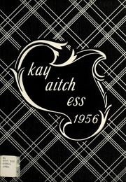 1956 Edition, Kendallville High School - Kay Aitch Ess Yearbook (Kendallville, IN)