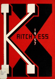 1957 Edition, Kendallville High School - Kay Aitch Ess Yearbook (Kendallville, IN)