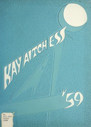 1959 Edition, Kendallville High School - Kay Aitch Ess Yearbook (Kendallville, IN)