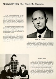Page 12, 1959 Edition, Kendallville High School - Kay Aitch Ess Yearbook (Kendallville, IN) online yearbook collection
