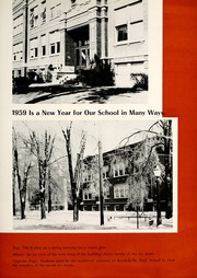 Page 9, 1959 Edition, Kendallville High School - Kay Aitch Ess Yearbook (Kendallville, IN) online yearbook collection