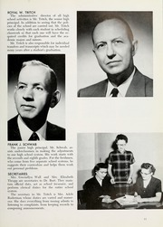 Page 15, 1960 Edition, Kendallville High School - Kay Aitch Ess Yearbook (Kendallville, IN) online yearbook collection