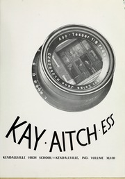 Page 5, 1960 Edition, Kendallville High School - Kay Aitch Ess Yearbook (Kendallville, IN) online yearbook collection